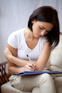 girl-writing-letters